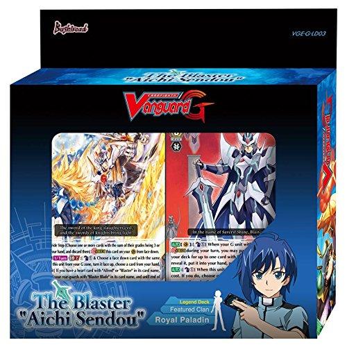 "Legend Deck Vol.1 The Dark /""Ren Suzugamori/"" Vanguard G Cardfight! BUSHIROAD"