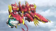 Chronotiger Rebellion (Anime-SG-NC-2)
