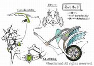 Storm Dominator, Commander Thavas (Design 2)