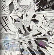 Blaster Blade (Manga-SS)