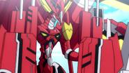 Flare Arms, Ziegenburg (Anime-NX-NC-8)