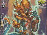 Demonic Dragon Mage, Rakshasa