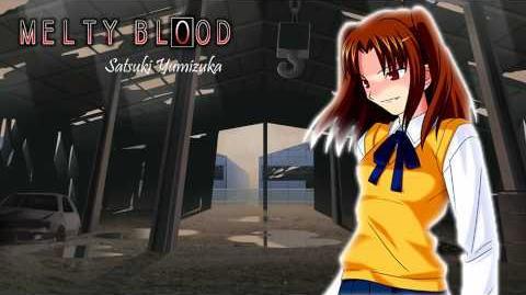MELTY BLOOD Obscure Zone - Satsuki Yumizuka