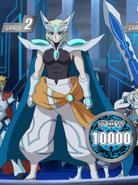 Absolute Sword Knight, Rivarlo (Anime-G-NC-2)