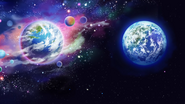 Cray & Earth-VR21