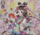 Goddess of Flower Divination, Sakuya