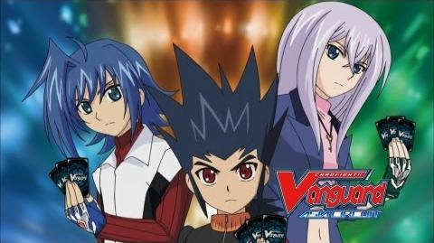 Episode 73 Cardfight!! Vanguard Official Animation