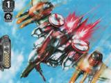Winged Dragon, Skyptero (V Series)