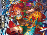 Seven Seas Pillager, Nightspinel (V Series)
