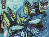 Blue Wave Soldier, Twinhead Shark