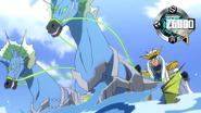 Storm Dominator, Commander Thavas (Anime-NX-NC-2)