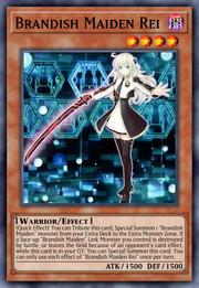 Brandish Maiden Rei