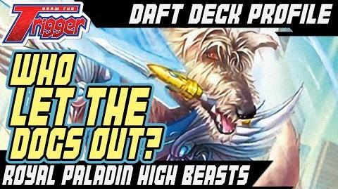 Daft Decks! Royal Paladin High Beast deck?! - Cardfight!! Vanguard