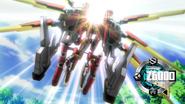 Flare Arms, Ziegenburg (Anime-NX-NC-4)