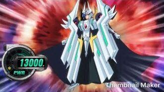 Monarch Sanctuary Alfred debut (Cardfight!! Vanguard V)