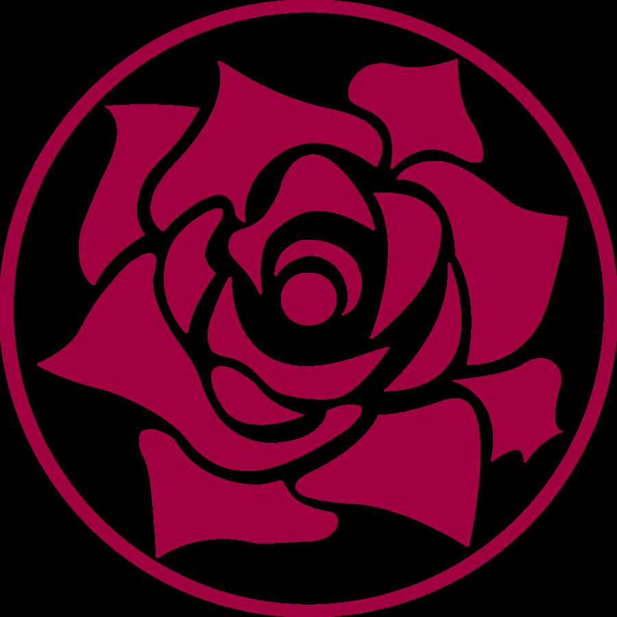 Image - Rachel alucard rose vector crimson by naikora sama-d57wrfn ... for Vector Rose Flower Png  165jwn