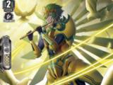 Liberator of the Flute, Escrad (V Series)