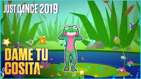 Just Dance 2019 Dame Tu Cosita by El Chombo Ft. Cutty Ranks Official Track Gameplay US