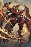 Dauntless Drive Dragon (Full Art)