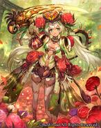 Dream-spinning Ranunculus, Ahsha (Full Art)