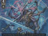 "Evil-eye Vidya Emperor, Shiranui ""Rinne"""