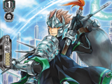 Knight of Friendship, Kay (V Series)