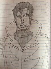 Brad Basileus Sketch