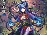 Wisteria Flower Maiden, Marjana