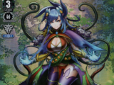 Royal Purple Flower Maiden, Marjana