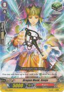 TD02-015EN - Dragon Monk, Genjo