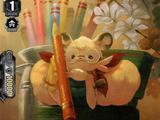 Hammsuke's Classmate, Pastel Marker Hammna
