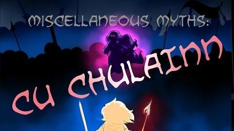 Miscellaneous Myths Cú Chulainn-1