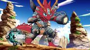 Seal Dragon, Terrycloth (Anime-GC-NC)