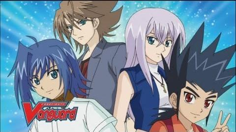 Episode 39 Official Cardfight!! Vanguard 1st Season
