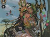 Abundant Flower Maiden, Patricia