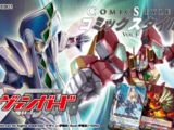 List of Cardfight!! Vanguard Extra Booster Sets