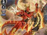 Fire Rage Dragon