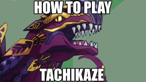 How to Play Tachikaze