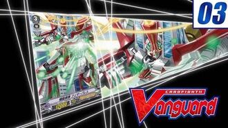 Sub Remind 3 Cardfight!! Vanguard Official Animation - First Time Holding the Fort
