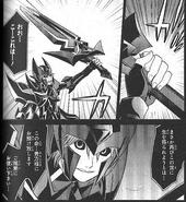 Blaster Dark (Manga-SS)