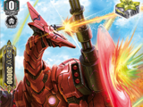 Cannon Fire Dragon, Parasaulauncher (V Series)