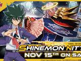 V Trial Deck 09: Shinemon Nitta