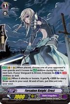 Forsaken Knight, Crest (X)