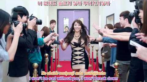 Ailee - I Will Show You MV English sub Romanization Hangul 1080p HD