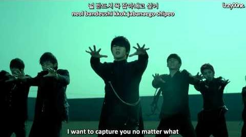 Infinite - Before The Dawn BTD (Dance Ver) hangul romanization eng sub