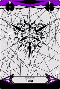 Gift Marker-Lost (Shattered)