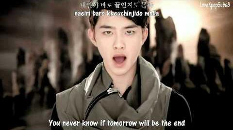EXO-K - History MV English subs Romanization Hangul HD