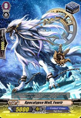 Apocalypse Wolf, Fenrir