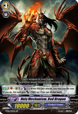 Holy Mechanism, Red Dragon