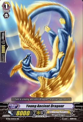 Young Ancient Dragonr